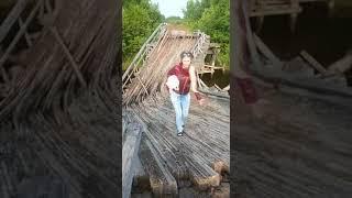 В Приморье до сих пор не организована переправа через реку Маревку