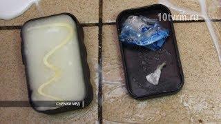 В Мордовии растет число попыток доставить наркотики на зону