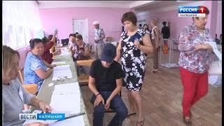 В республике состоялись выборы депутатов в Народный Хурал
