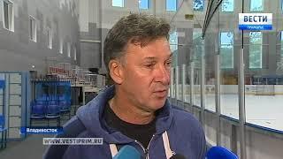 Хоккеисты «Адмирала» провели встречу с журналистами
