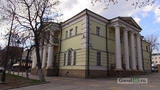 От дома Пушкиных к Областному художественному музею