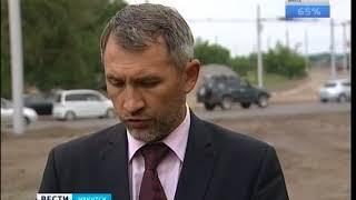 Второй этап реконструкции Маратовской развязки в Иркутске планируют закончить в августе