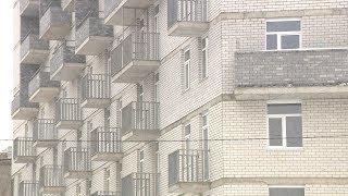 Дольщики Ворошиловского района начали получать ключи от своих квартир