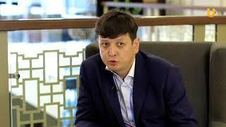 Уфимский инновационный форум. Интервью с Уралом Каразбаевым