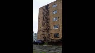 На Камчатке военные с семьями живут в аварийном общежитии