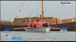 Дома встречали как героев! Палладовцы прошли на своем судне более 1500 километров
