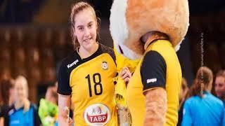 Ростовская гандболистка сыграет в составе сборной на чемпионате мира U-18