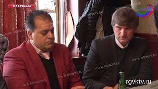 В Махачкале обсудили развитие торгово-экономического сотрудничества между Дагестаном и Ираном