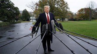 Трамп отказывает в убежище