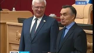 Нагрудный знак к Почётной грамоте Законодательного собрания получили в Иркутске более 30 человек