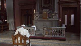 """Папе Римскому """"стыдно за церковь"""""""