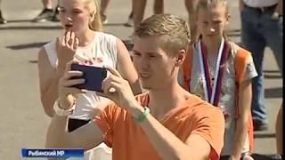 В Рыбинском районе прошел первый этап «Суперкубка Деминских марафонов» 2018-2019