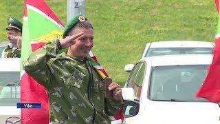 В России отмечают День пограничника