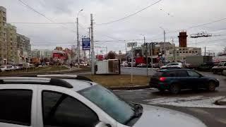 Авария на улице Куконковых