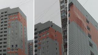 В Нижневартовске жители обеспокоены состоянием своего дома