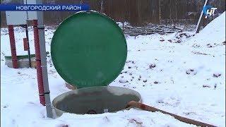 В Новоселицах за бюджетный счет построили новые очистные сооружения