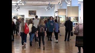 Выставка «Дорогая моя Россия» открылась в Йошкар-Оле