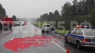 Подробности крупной аварии в Вологодском районе
