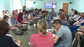 В Саранске прошёл республиканский форум молодых педагогов