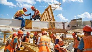 Чтобы ускорить строительство больницы в Нижневартовске, нужно вдвое больше рабочих