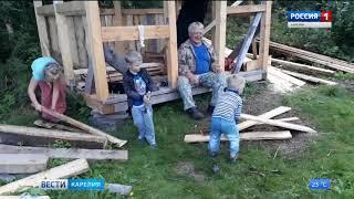 """Конкурс """"Моя семья"""" Андроновы"""