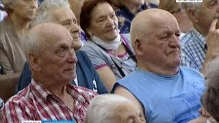 Врио главы региона поздравил красноярцев с предстоящим Днем Победы