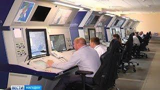 Международная экскурсия в филиал «Аэронавигации Северо Востока»