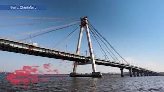 В Череповце спасли прыгнувшего с моста мужчину
