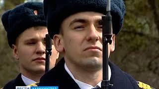 В Калининграде стартовала Эстафета пограничников