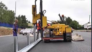 243 км автодорог отремонтируют в Самарской области в 2019 году
