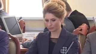 Заседание областного Правительства