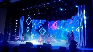 Неприятный инцидент на сцене конкурса красоты в Уфе попал на видео