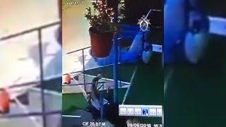 Смертельное падение парашютиста из Башкирии попало на видео