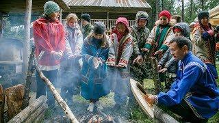 Югорчан познакомили с традиционным праздником народов Севера