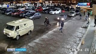 Сегодня в законную силу вступил приговор по делу напавших на инкассаторов центре Архангельска