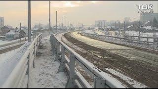 тестируем проезд по улице Волочаевская