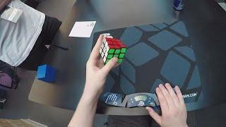 Кубик Рубика: кто быстрее?