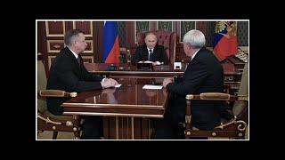 В Санкт-Петербурге сменился губернатор
