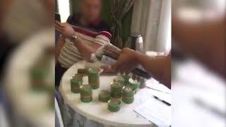 В Волгограде задержали взломщиков склада с красной икрой, сыром и колбасой