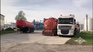 Подмосковные полицейские пресекли незаконное производство фальсифицированного топлива