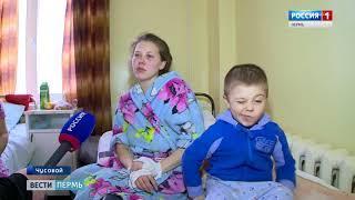 Погорельцам из Чусового выплатят компенсации