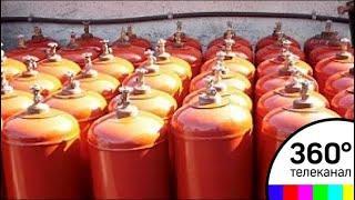 Жители Люберец в подвале жилого дома обнаружили газовые баллоны