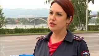 В Красноярске задержаны серийные угонщики