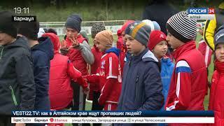 Как воспитанники школы Алексея Смертина сдавали нормы ГТО?