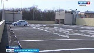 Парковка есть, а машины - на газоне