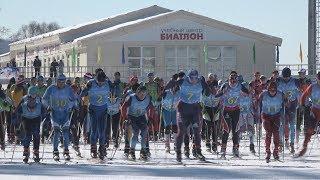 UTV. В Уфимском лыжном марафоне приняло участие более 200 спортсменов