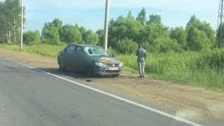 Водитель такси сбил пешехода на улице Декабристов в Ярославле
