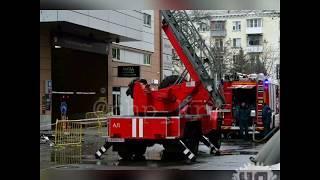 Краснодар, 27.01.18, пожар в ТРК «Галерея»