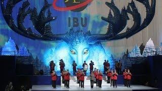 В Югре торжественно открыли финальный этап Кубка IBU