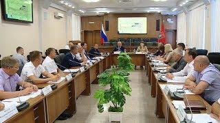 В мэрии Волгограда рассказали о подготовке к празднованию Дня города